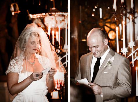 Retro Vintage Wedding Vows Chicago