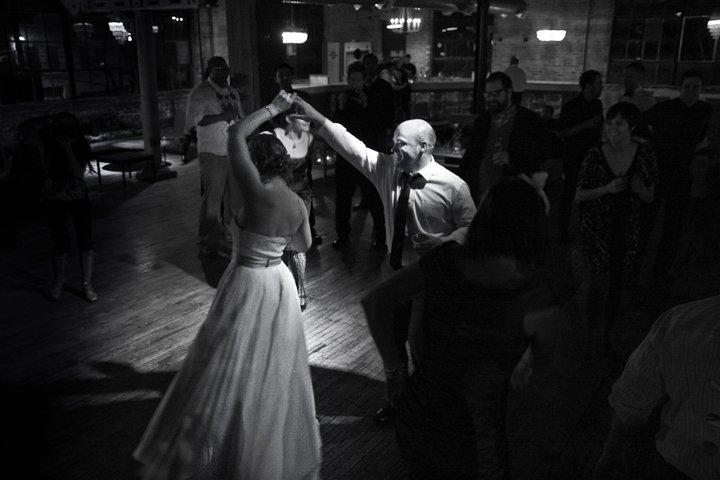 Chicago Wedding Salvage One Jena Asta & Chris Ertel