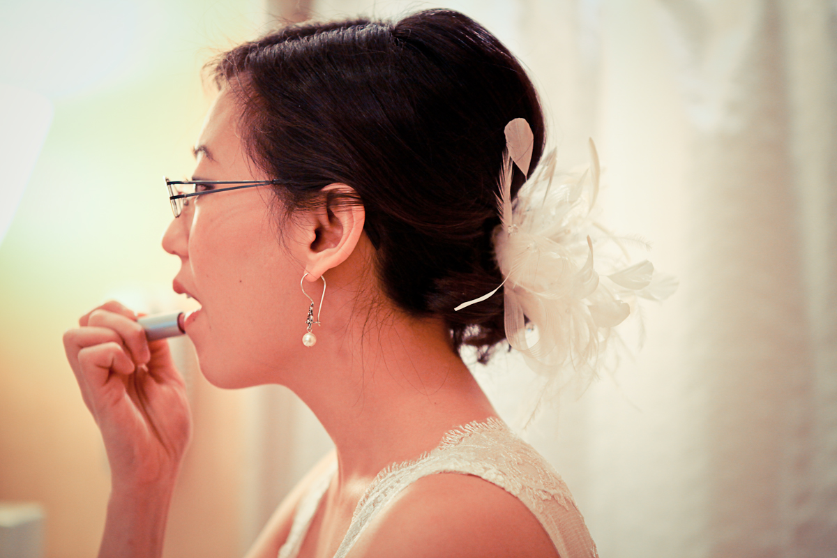 Chicago Wedding Photography Bride Getting Ready