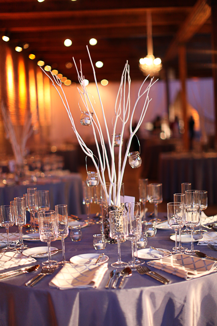 Chicago Wedding Photography Gallery 1028 Center Piece