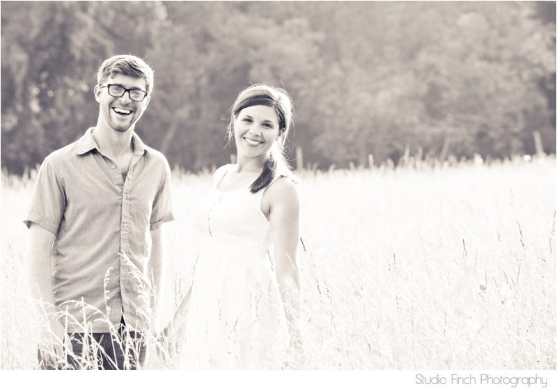 Indiana Countryside Rural Engagement Photo by Studio Finch