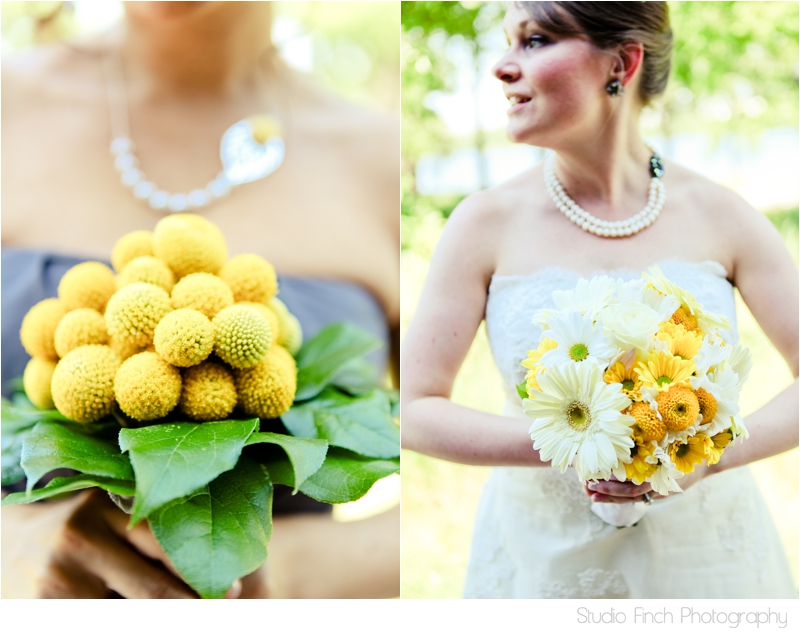 Bride Bouquet Wedding Four Rivers Environmental Center Chicago Wedding Photographer