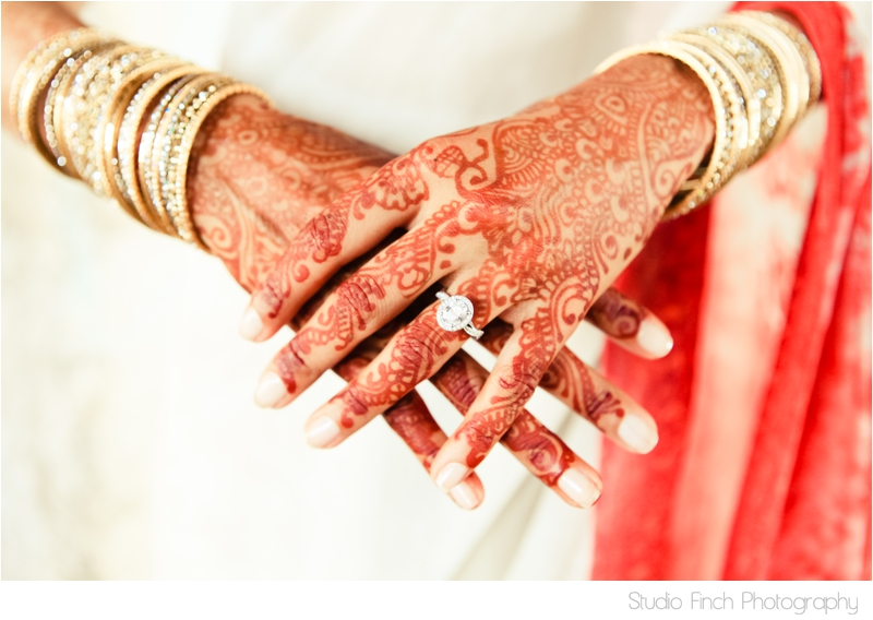 Mehndi Ceremony Chicago wedding Studio Finch