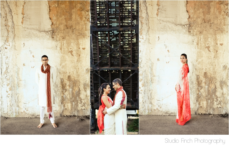 Indian Wedding Chicago Urban Studio Finch
