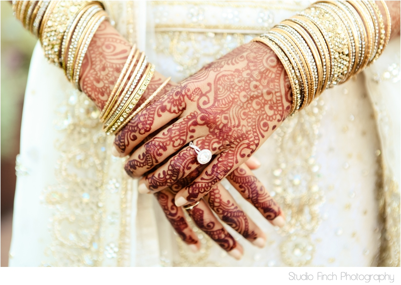Mehndi Bangles Chicago wedding Studio Finch