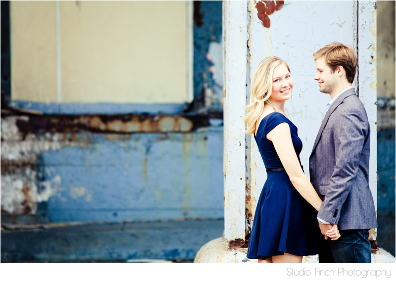 chicago wedding photographer engagement photography session 1