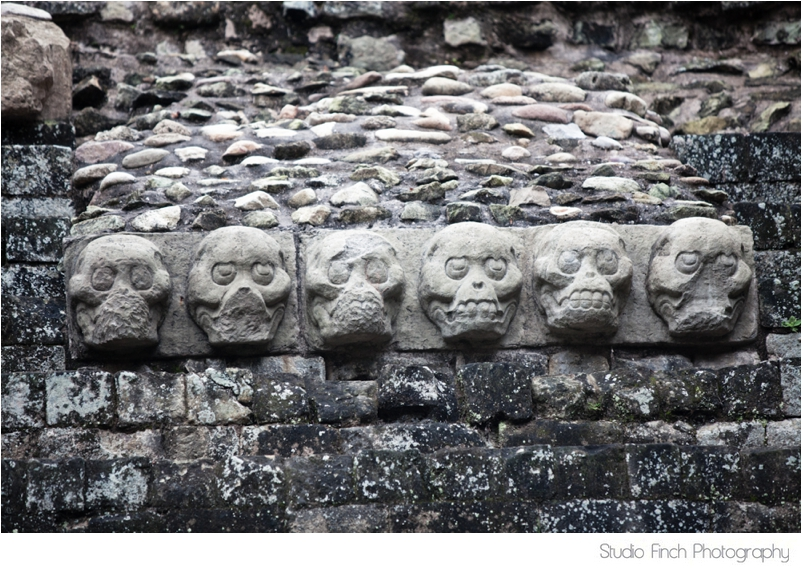 Copan Ruinas in Honduras Travel Photography