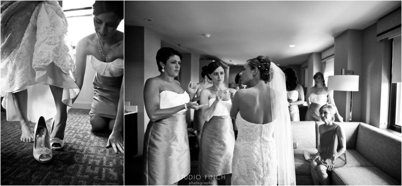 St Ignatius Chicago Wedding Photographer Editorial Photography Studio Finch Best_0011