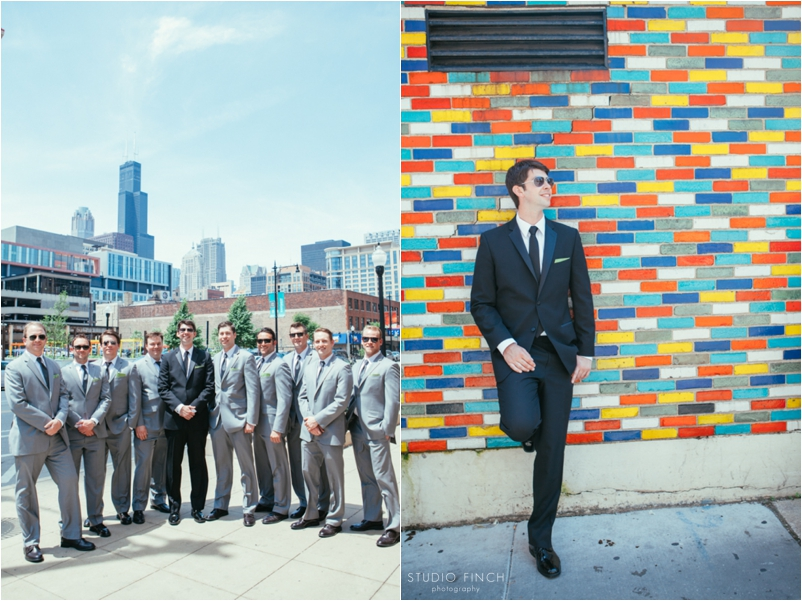 St Ignatius Chicago Wedding Photographer Editorial Photography Studio Finch Best_0017