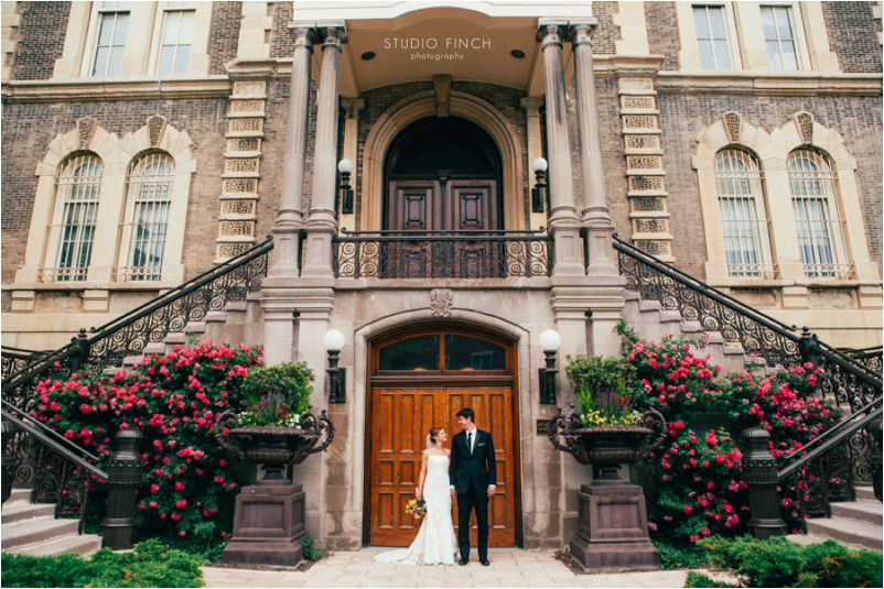 St Ignatius Chicago Wedding Photographer Editorial Photography Studio Finch Best_0031