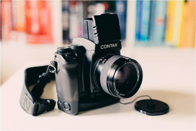 Contax 645 Chicago Film Wedding Photographer_0001