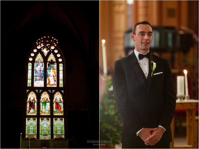 The Rookery Chicago Wedding Photographer Editorial Photography Studio Finch Modern_0016