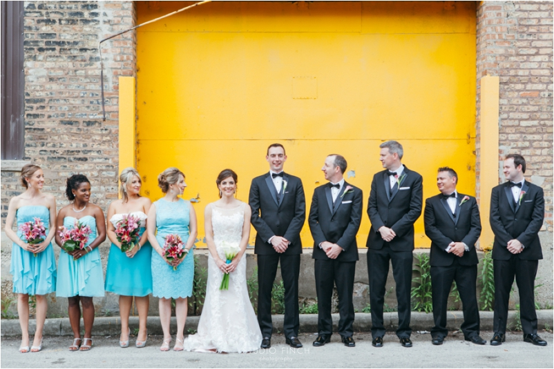 The Rookery Chicago Wedding Photographer Editorial Photography Studio Finch Modern_0032