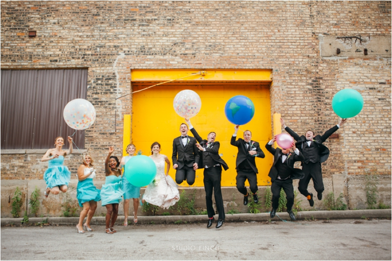 The Rookery Chicago Wedding Photographer Editorial Photography Studio Finch Modern_0038