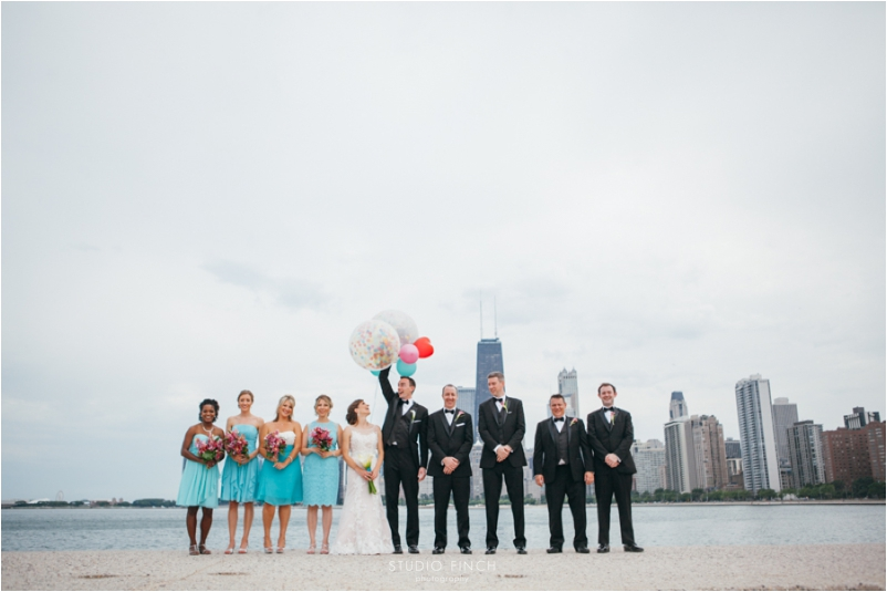 The Rookery Chicago Wedding Photographer Editorial Photography Studio Finch Modern_0041
