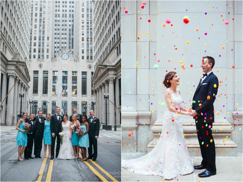 The Rookery Chicago Wedding Photographer Editorial Photography Studio Finch Modern_0047