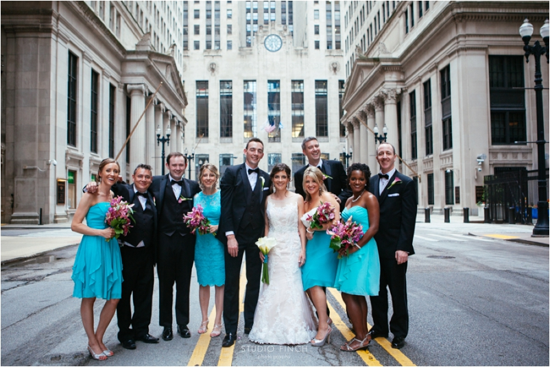 The Rookery Chicago Wedding Photographer Editorial Photography Studio Finch Modern_0049