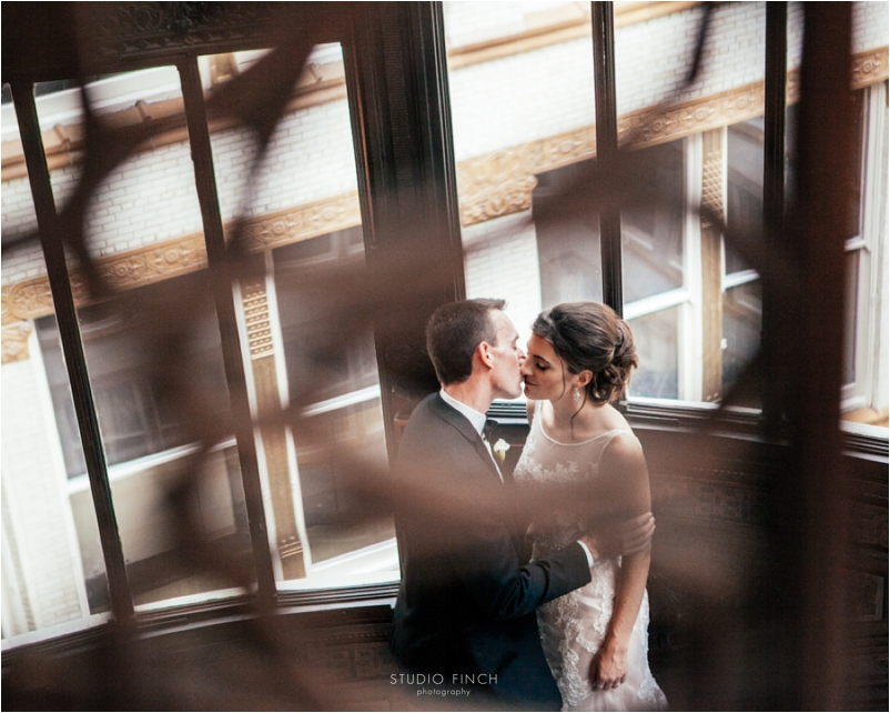 The Rookery Chicago Wedding Photographer Editorial Photography Studio Finch Modern_0063