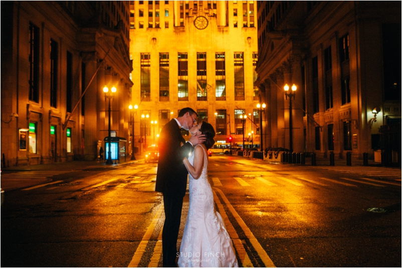 The Rookery Chicago Wedding Photographer Editorial Photography Studio Finch Modern_0076