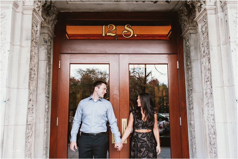 chicago wedding photographer chicago athletic association engagement session studio finch_0011