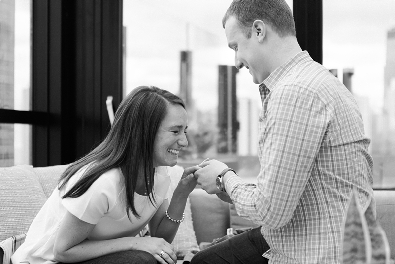 Hotel Lincoln Chicago Proposal Chicago Wedding photographer Studio Finch_0006