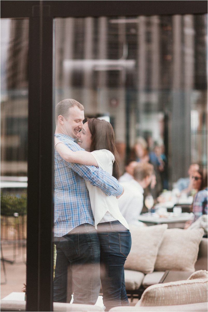Hotel Lincoln Chicago Proposal Chicago Wedding photographer Studio Finch_0008
