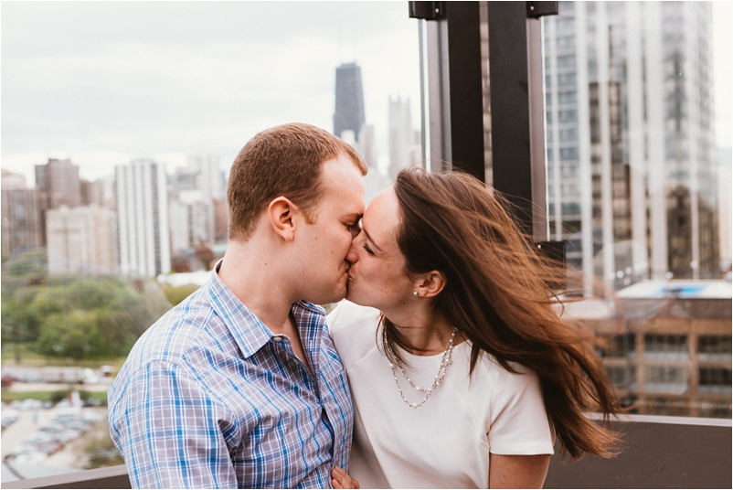 Hotel Lincoln Chicago Proposal Chicago Wedding photographer Studio Finch_0017