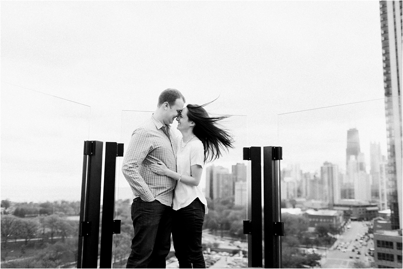 Hotel Lincoln Chicago Proposal Chicago Wedding photographer Studio Finch_0019