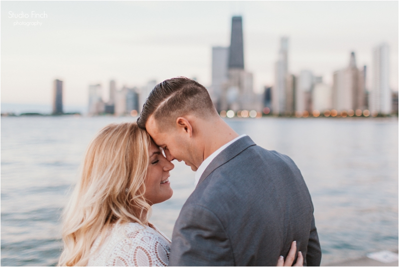 Chicago wedding photography sunrise engagement session a new leaf venue wedding couple trends lifestyle photojournalistic_0001