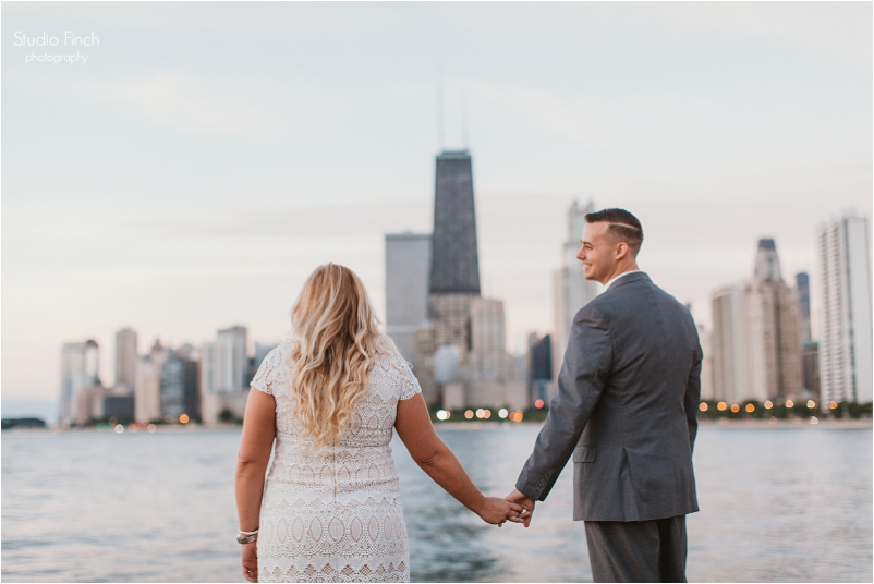 Chicago wedding photography sunrise engagement session a new leaf venue wedding couple trends lifestyle photojournalistic_0003