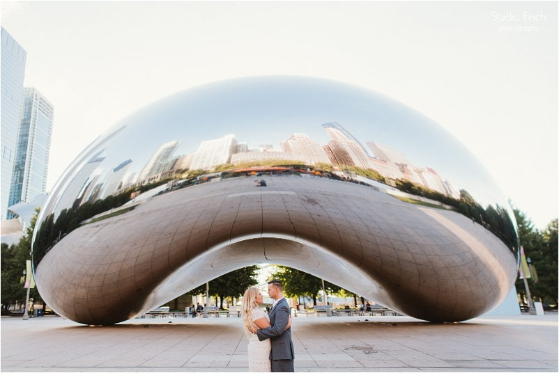 Chicago wedding photography sunrise engagement session a new leaf venue wedding couple trends lifestyle photojournalistic_0010
