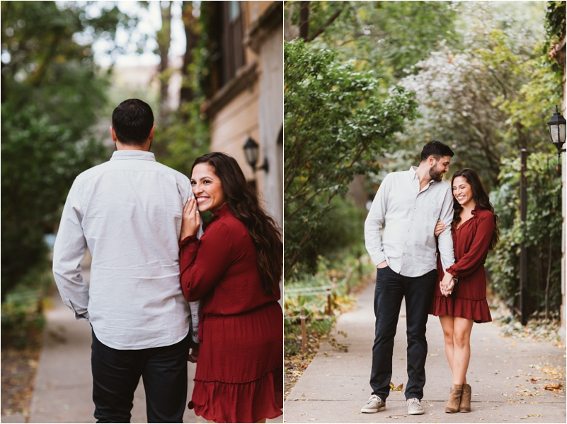 Chicago Engagement Session Wedding Photographer Wicker Park Cutest Dog Ever Studio Finch_0008