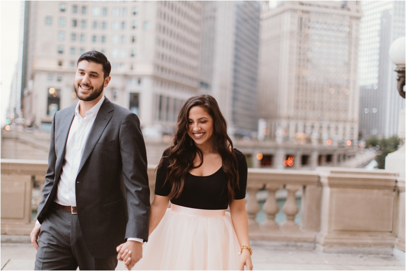 Chicago Engagement Session Wedding Photographer Wicker Park Cutest Dog Ever Studio Finch_0012