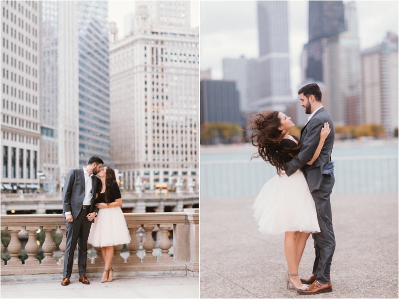 Chicago Engagement Session Wedding Photographer Wicker Park Cutest Dog Ever Studio Finch_0014